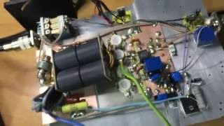 Download VRF2933 LDMOS 1.7KW HF linear amplifier built by YO6PMX Video