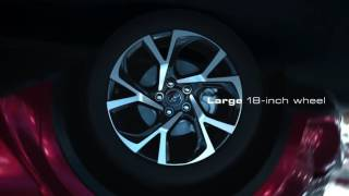 Download TOYOTA C-HR Concept Video STYLING Video