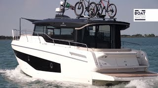 Download [ENG] CRANCHI T36 CROSSOVER - 4K Travel Boat - The Boat Show Video