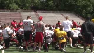 Download Football Student-Athlete Suprised with Scholarship Video