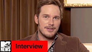 Download Chris Pratt on Sex Scene w/ Jennifer Lawrence, Guardians 2, & Jurassic World Sequel | MTV News Video