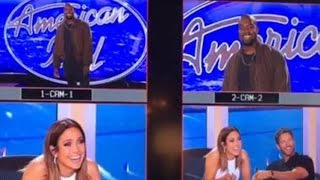 Download Kanye West Auditions for American Idol - WATCH! Video