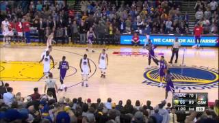 Download Klay Thompson 37pt 3rd Quarter CSN Bay Area feed 1-23-15 Video