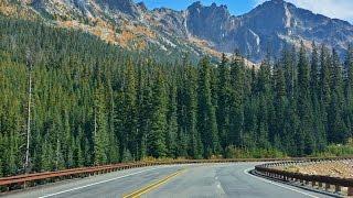 Download Cascade Loop Scenic Highway - Best Washington Road Trip Video