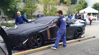 Download GT-R50 by Italdesign Delivery 搬入 Part1 Video