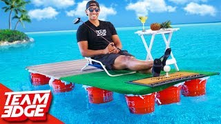 Download Build Your Boat Battle! | Who Will Sink First!? Video