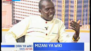 Download MIZANI YA WIKI: Chama cha Walimu KUPPET kinataka walimu kupewa bunduki | DIRA YA WIKI Video