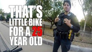 Download COP TRIES TO INTIMIDATE BIKER | POLICE VS BIKERS | [Episode 74] Video