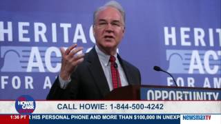 Download The Howie Carr Show | Dr. Peter Q. Warinner - Will Healthcare improve under Trump? Video