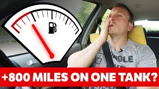 Download Can An Old Car Achieve Over 800 Miles On One Tank? Video