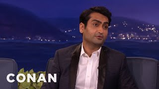 Download Kumail Nanjiani: The Muslim Cleric Who Married Me Was Into Beyoncé - CONAN on TBS Video