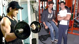 Download Hrithik Roshan Opens His Workout & Bodybuilding Personal Trainers New Gym Akro Video
