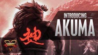 Download SFV: Character Introduction Series - Akuma Video