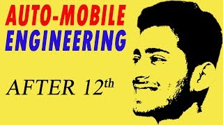 Download AUTOMOBILE ENGINEERING Career After 10th & 12th in India | B.E., B.Tech | #16 | CREATE YOUR IDENTITY Video