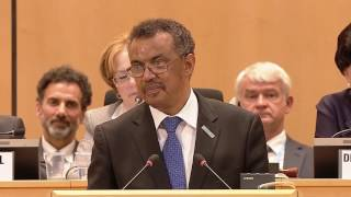 Download WHO: Appointment of Dr Tedros Adhanom Ghebreyesus as new WHO Director-General Video