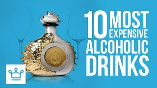 Download Top 10 Most Expensive Alcoholic Drinks In The World Video