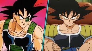 Download Old Bardock vs New Bardock - Dragon Ball Super Broly Video