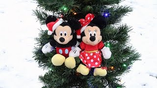 Download Christmas Tree Fun with Mickey Mouse and Minnie Mouse   Christmas Car Tree   Kids Christmas Video