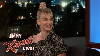 Download January Jones' Dad Taught Her About Periods and Sex Video