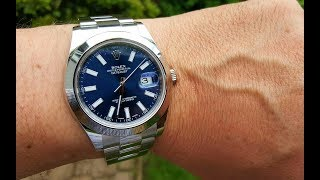 Download Rolex Datejust II review-LIFE AFTER ONE YEAR Video