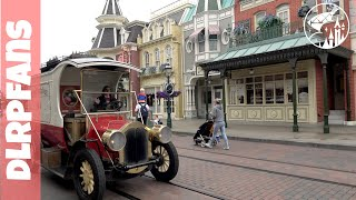 Download A Magical and Early Morning at Disneyland Paris Video
