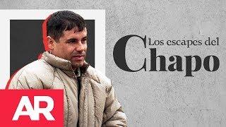 Download Los escapes del Chapo Video