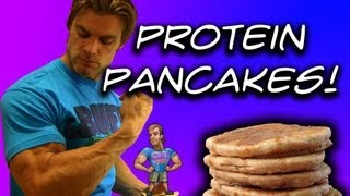 Download Easy Protein Pancakes Recipe - Buff Dudes Video