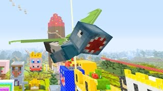 Download Minecraft Xbox - Quest Explore The End City (198) Video