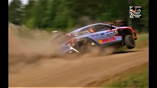Download WRC Rally Finland 2017 (Tribute Preview & New vs Historic Cars) Full HD Video