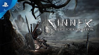 Download Sinner: Sacrifice for Redemption   Launch Trailer   PS4 Video