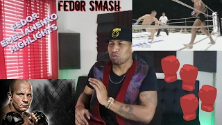 Download Fedor Emelianenko Highlights Reaction Video