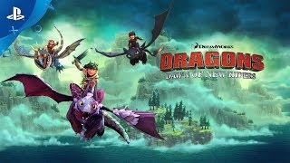 Download DreamWorks Dragons - Dawn of New Riders   PS4 Video