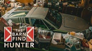 Download De Tomaso Mangusta, Lamborghini Espada, need we say more? | Barn Find Hunter - Ep. 48 Video