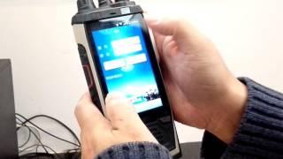 Download Neolink DMR+3G+4G+WIFI smart portable radio Video