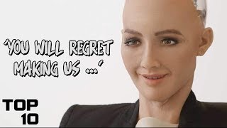 Download Top 10 Scary Things Robots Have Said Video