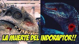 Download EL FIN DEL INDORAPTOR!!!! POSIBLE ESCENA FINAL!!! - Teoria Jurassic World Fallen Kingdom Video