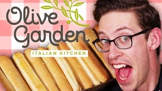 Download Keith Eats Everything At Olive Garden Video