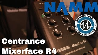 Download NAMM 2018 Centrance Mixerface R4 Video