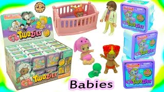 Download Full Box Of 30 Twozies Season 2 Baby Surprise Blind Bag Boxes Babies Born At Hospital Video