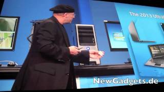 Download Intel Haswell the 2013 Processor of Intel Video