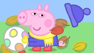 Download Peppa Pig English Episodes in 4K   Peppa's Winter Day! Peppa Pig Official Video