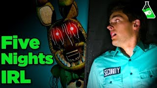 Download Can YOU Survive FNAF IRL? | Free Episode Game Lab FNAF Video