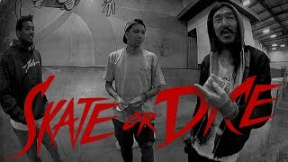 Download Nick Tucker & Larelle Gray - Skate Or Dice! Video