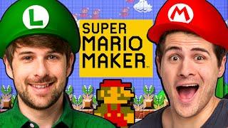 Download WE'RE IN SUPER MARIO MAKER! Video