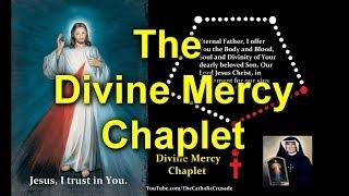 Download Divine Mercy Chaplet (spoken) (virtual) Video