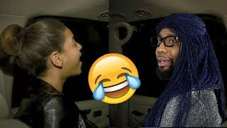 Download Starrkeisha & Beyoncé Rehearse in the Car! 😂 #Beyhive | Random Structure TV Video