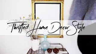 Download Thrifted Home Decor Styling Video