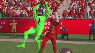 Download Madden 17 Career Mode WR Ep 12 - 99 SPECTACULAR CATCHING TOUCHDOWN SNAG! Video
