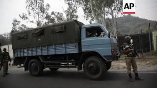 Download Police: Kashmir rebels attack Indian army base Video