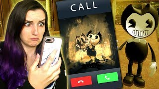 Download BENDY CALLED ME?!   Bendy and the Ink Machine Rip-Off App Games Video